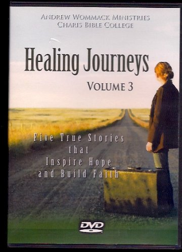 9781595482358: Healing Journeys Volume 3 Five True Stories That Inspire Hpe and Build Faith