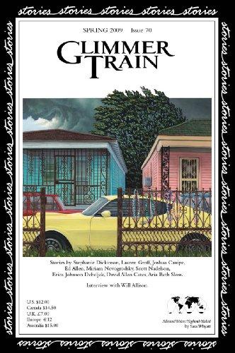 Glimmer Train Stories, #70: Stephanie Dicksonson; Lauren