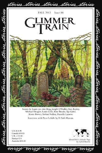 Glimmer Train Stories, #88: Laura van den