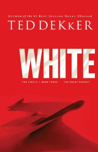 9781595540355: White (The Circle Trilogy, Book 3) (The Lost History Chronicles)