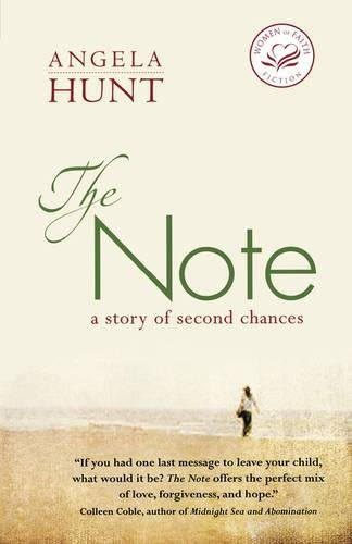 9781595543240: The Note (Women of Faith Fiction)
