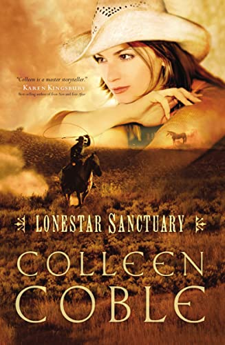 9781595545497: Lonestar Sanctuary (Lonestar Series)