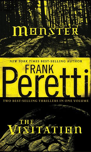 9781595545800: Monster, the Visitation: Two Best Selling Thrillers One Volume