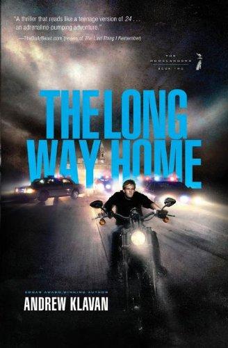 The Long Way Home (The Homelanders): Andrew Klavan