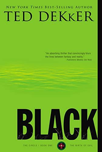 9781595547309: Black (Circle Trilogy)