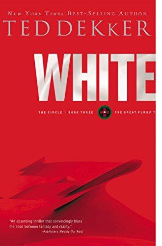 9781595547323: White (Circle Trilogy)