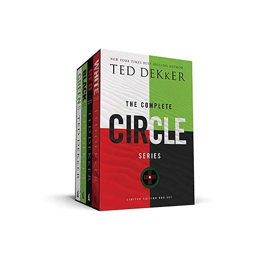 9781595547330: The Complete Circle Series: Black/ Red/ White/ Green