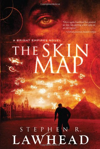 9781595548047: The Skin Map (Bright Empires)