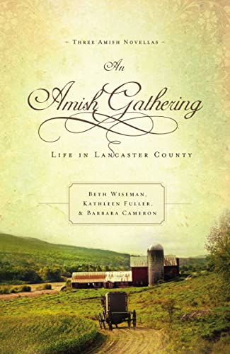 9781595548221: An Amish Gathering (Inspirational Amish Romance Collection)