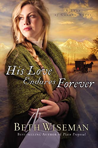 His Love Endures Forever (A Land of Canaan Novel): Wiseman, Beth