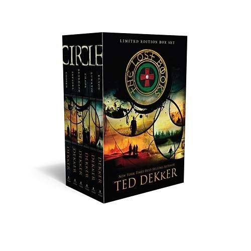 9781595548986: The Lost Books Box Set