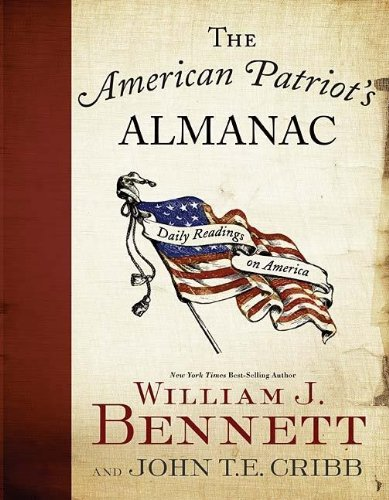 9781595551672: The American Patriot's Almanac: Daily Readings on America