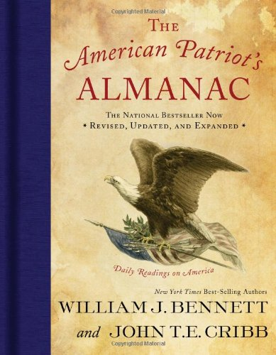 9781595552600: The American Patriot's Almanac: Daily Readings on America