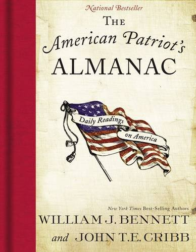 9781595552679: The American Patriot's Almanac