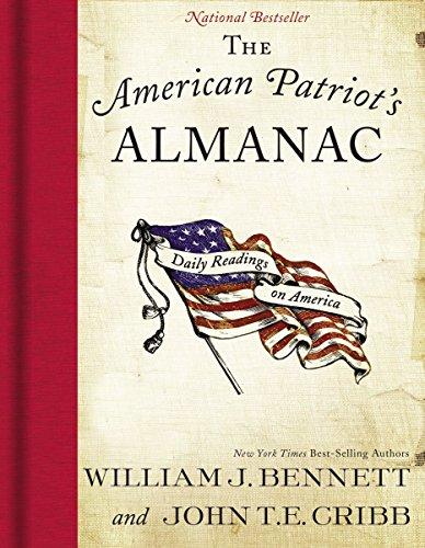 9781595552679: The American Patriot's Almanac