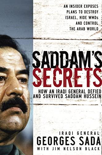 9781595553300: Saddam's Secrets