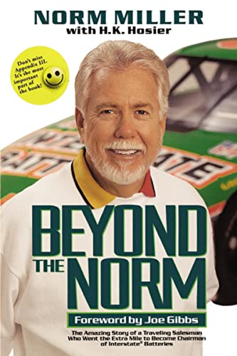 Beyond the Norm: Norman Miller