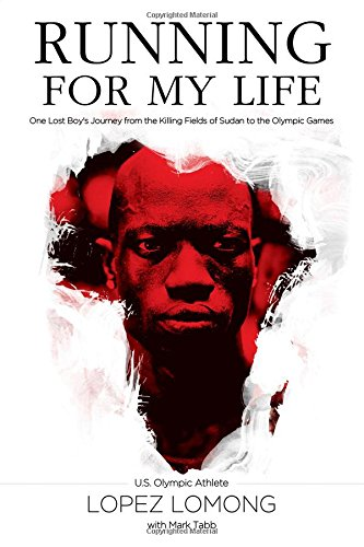 9781595555151: Running for My Life: One Lost Boy's Journey from the Killing Fields of Sudan to the Olympic Games