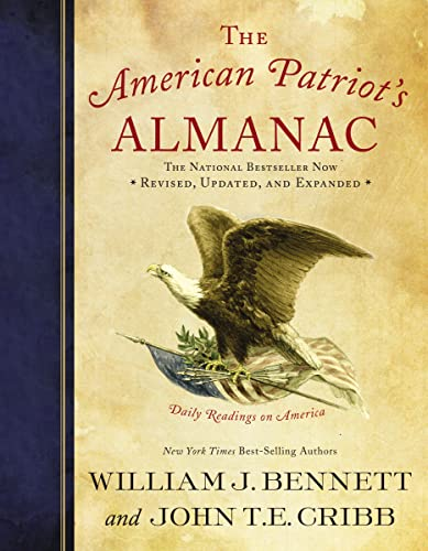 9781595555663: The American Patriot's Almanac: Daily Readings on America