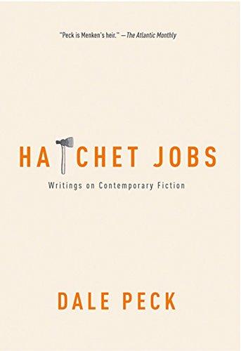 9781595580276: Hatchet Jobs: Writings on Contemporary Fiction