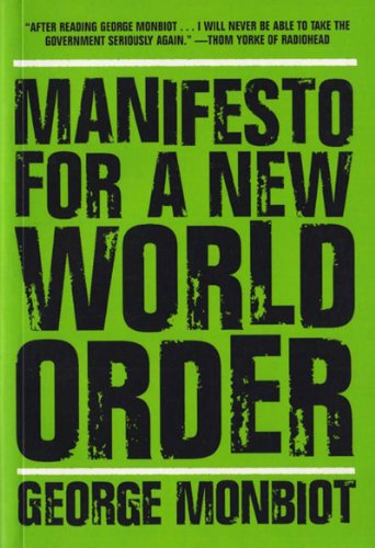 9781595580399: Manifesto for a New World Order