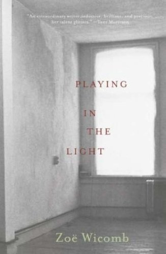 9781595580474: PLAYING IN THE LIGHT : a novel