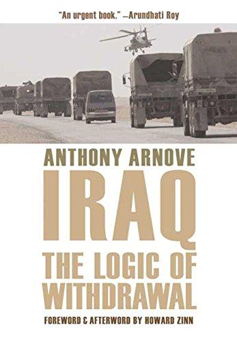 9781595580795: Iraq: The Logic of Withdrawal