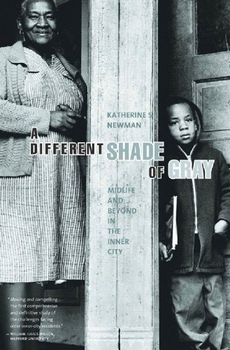 9781595580818: A Different Shade of Gray: Midlife And Beyond in the Inner City