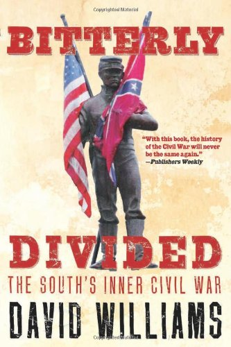 Bitterly Divided: The South's Inner Civil War