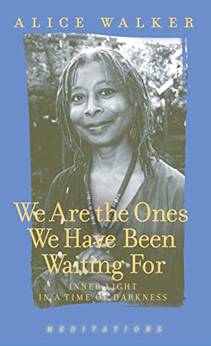 9781595581372: We Are the Ones We Have Been Waiting for: Inner Light in a Time of Darkness