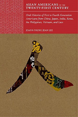 Asian Americans in the Twenty-First Century: Oral: Joann Faung Jean