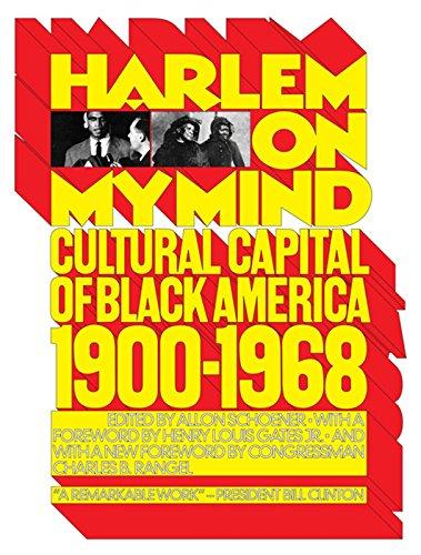 9781595581587: Harlem on My Mind: Cultural Capital of Black America, 1900-1968