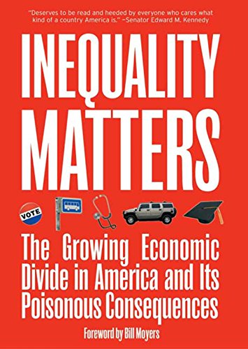 Inequality Matters: The Growing Economic Divide in
