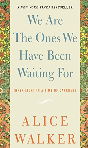 9781595582164: We Are the Ones We Have Been Waiting for: Inner Light in a Time of Darkness