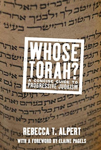 9781595583369: Whose Torah?: A Concise Guide to Progressive Judaism (Whose Religion?)