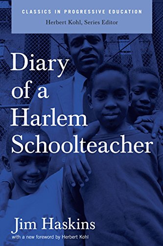 Diary Of A Harlem Schoolteacher (Paperback): Jim Haskins