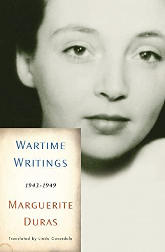 9781595584526: Wartime Writings: 1943-1949