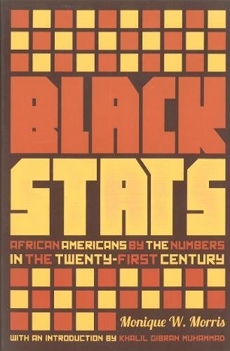 Black Stats: African Americans by the Numbers: Morris, Monique W.;