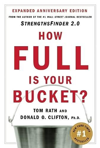 9781595620033: How Full Is Your Bucket?