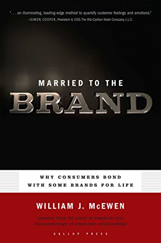9781595620057: Married to the Brand: Why Consumers Bond with Some Brands for Life