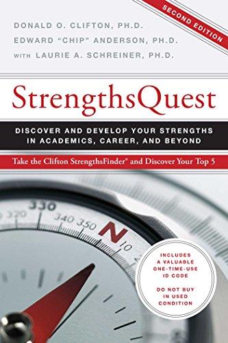 9781595620118: Strengthsquest