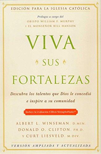9781595620231: Viva sus fortalezas: Catholic Edition (Spanish Edition)