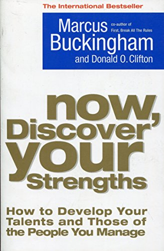 9781595621146: Now, Discover Your Strengths