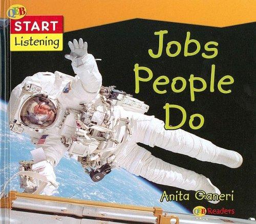 9781595660763: Jobs People Do (Start Listening)