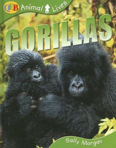 9781595661203: Gorillas (Qeb Animal Lives)