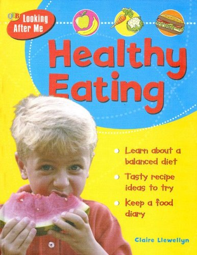 Healthy Eating: Claire Llewelyn