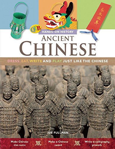 9781595662439: Ancient Chinese (Hands-On History)