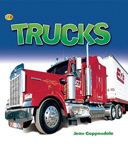 9781595663399: Trucks (Qeb First Book Of. . .)