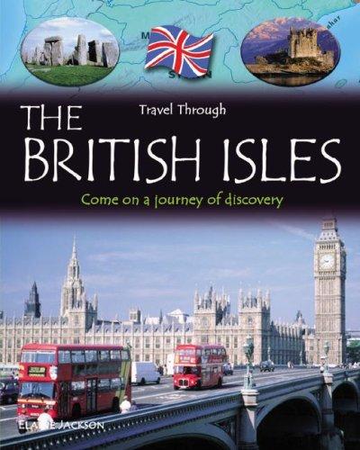 The British Isles (Qeb Travel Through): Huggins-Cooper, Lynn