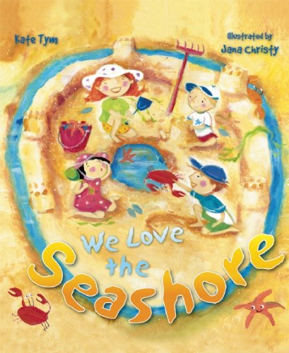 9781595663696: We Love the Seaside (Storytime)